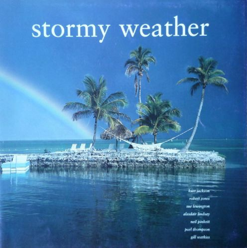 Stormy Weather Exhibition Cornish Art Catalogue